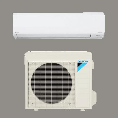 Daikin NV Series Wall Mount single-zone heat pump.
