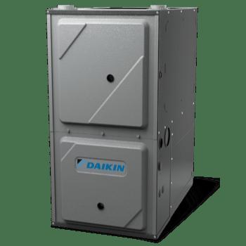 Daikin DC96HS gas furnace.