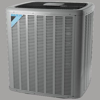 Daikin DZ18TC whole house heat pump.