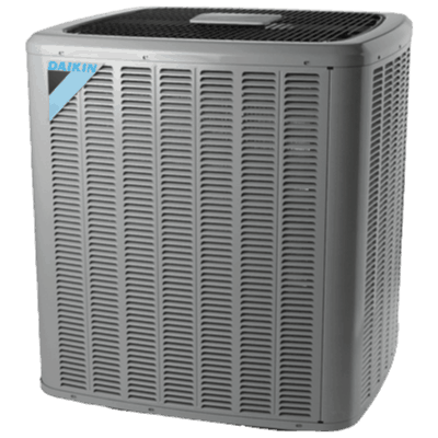 Daikin DZ20VC whole house heat pump.