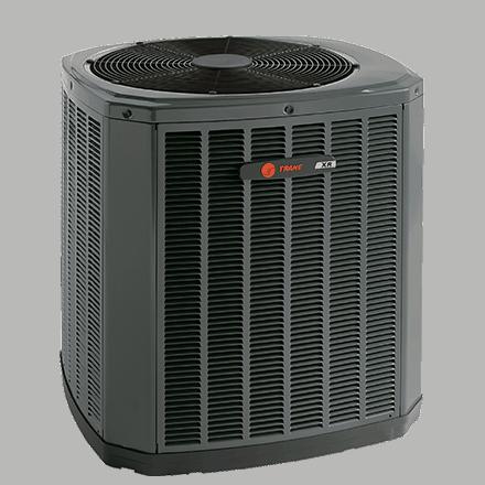 Trane XR15 Heat Pump
