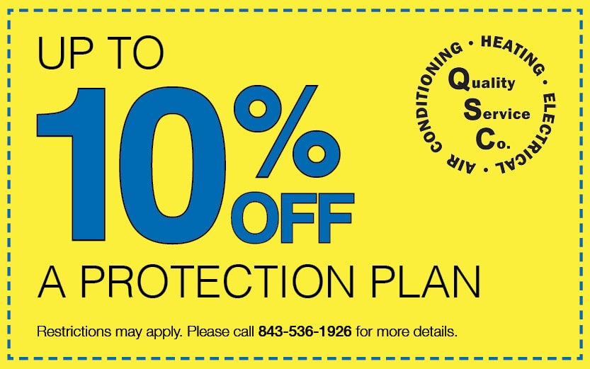 10% off a protection plan
