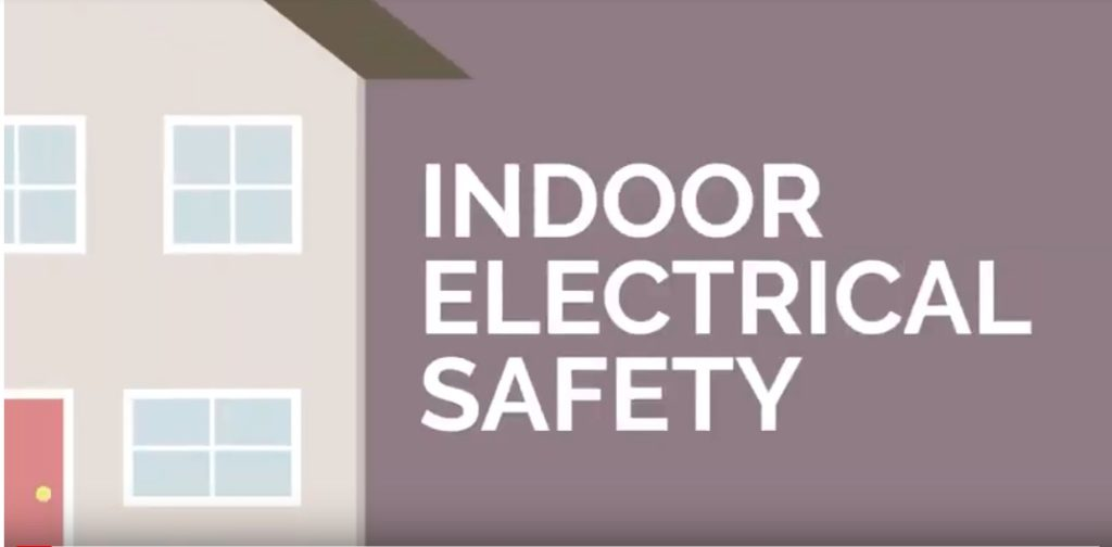 Indoor Electrical Safety video preview.