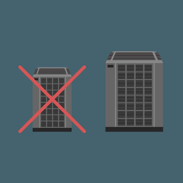 Avoid common mistakes made when purchasing a new AC.