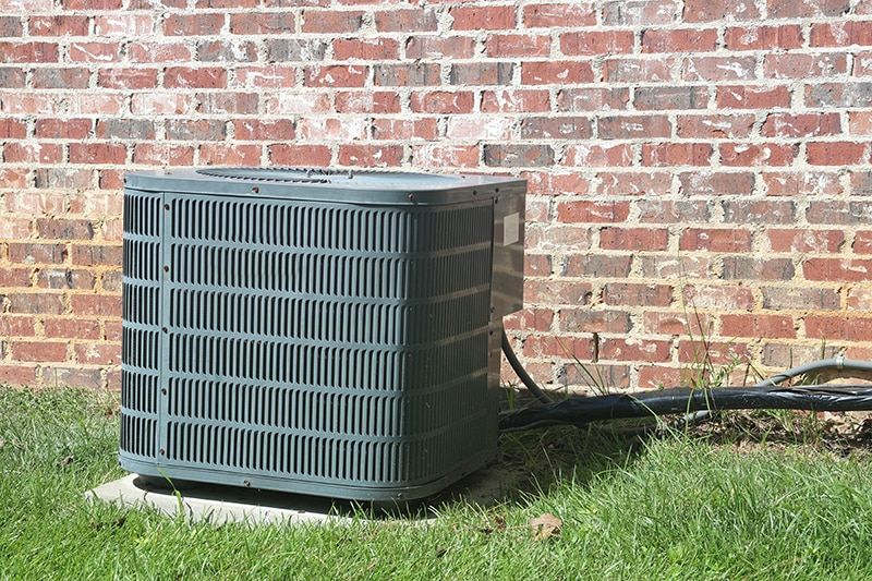 Air Conditioner on outside of home working properly and not showing any of the top causes of AC failure.